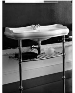 Nostalgie Unterbau für Waschtisch Oxford 100 cm