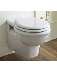 Nostalgisches wandhängendes WC Palladio