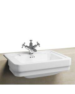 Halbeinbau Waschbecken Contemporary