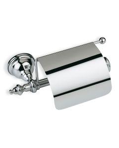 WC-Rollenhalter mit Deckel Étoile Chrom