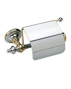 WC Rollenhalter Royal mit Deckel
