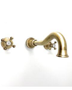 Unterputz-Waschbeckenarmatur Lady Bronze