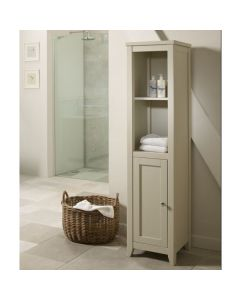 Laura Ashley Marlborough Vitrinenschrank, Tall Boy
