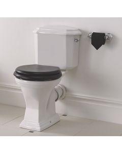 Nostalgie Monoblock WC Kensington, waagrecht