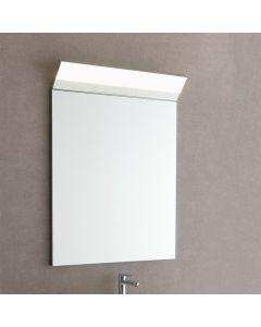 Spiegel mit klappbarem Lichtelement