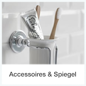 Badaccessoires Spiegel Burlington Bathrooms
