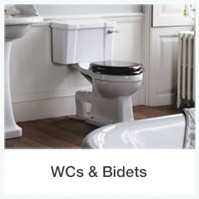 WC Bidet Burlington Bathrooms