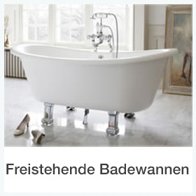 Freistehende Badewannen Burlington Bathrooms